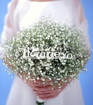 Buchetul Floarea Miresei Florariero
